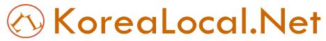 KoreaLocal.Net(コリアローカルネットロゴ1大)